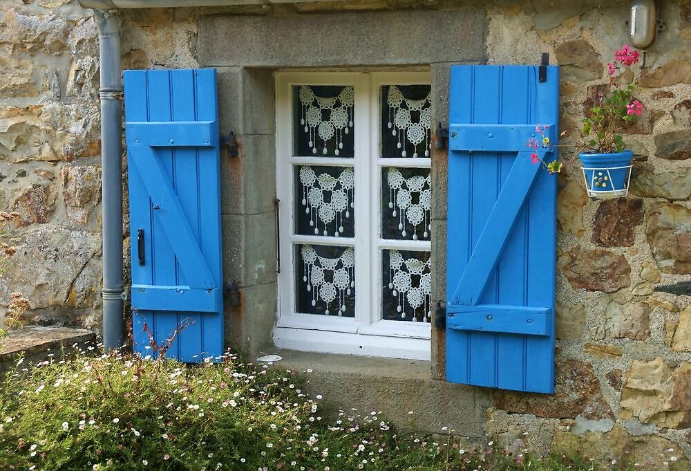 Cottage Window by marens