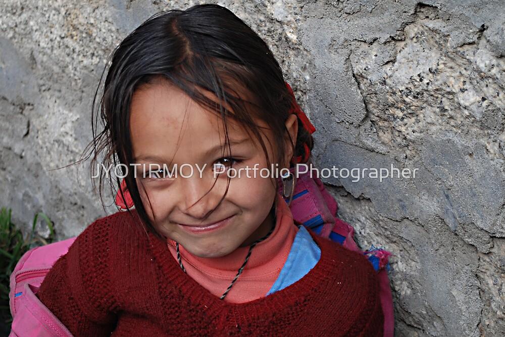 Kinnar child by JYOTIRMOY Portfolio Photographer