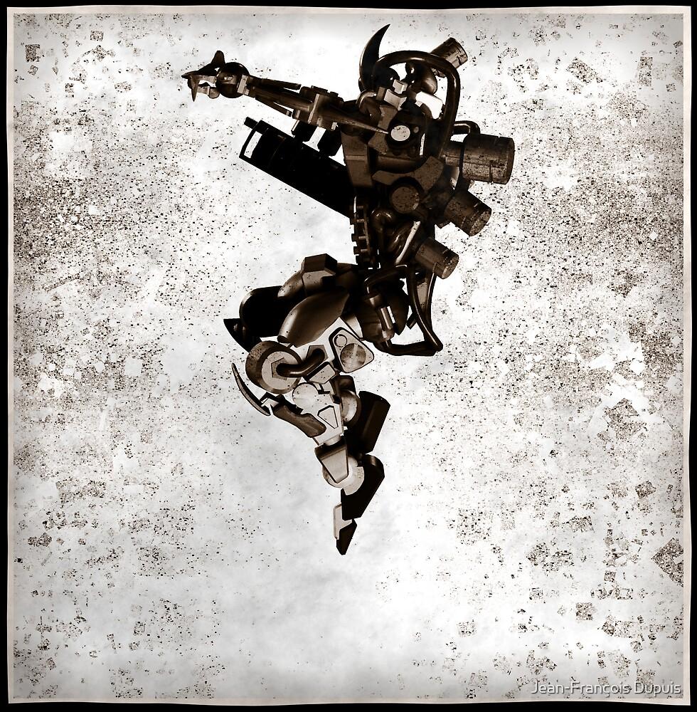 Roboto 2 by Jean-François Dupuis