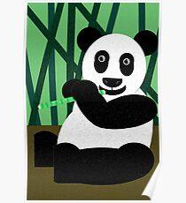 Panda Poster Poster