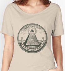 Peek A Boo Women's Relaxed Fit T-Shirt