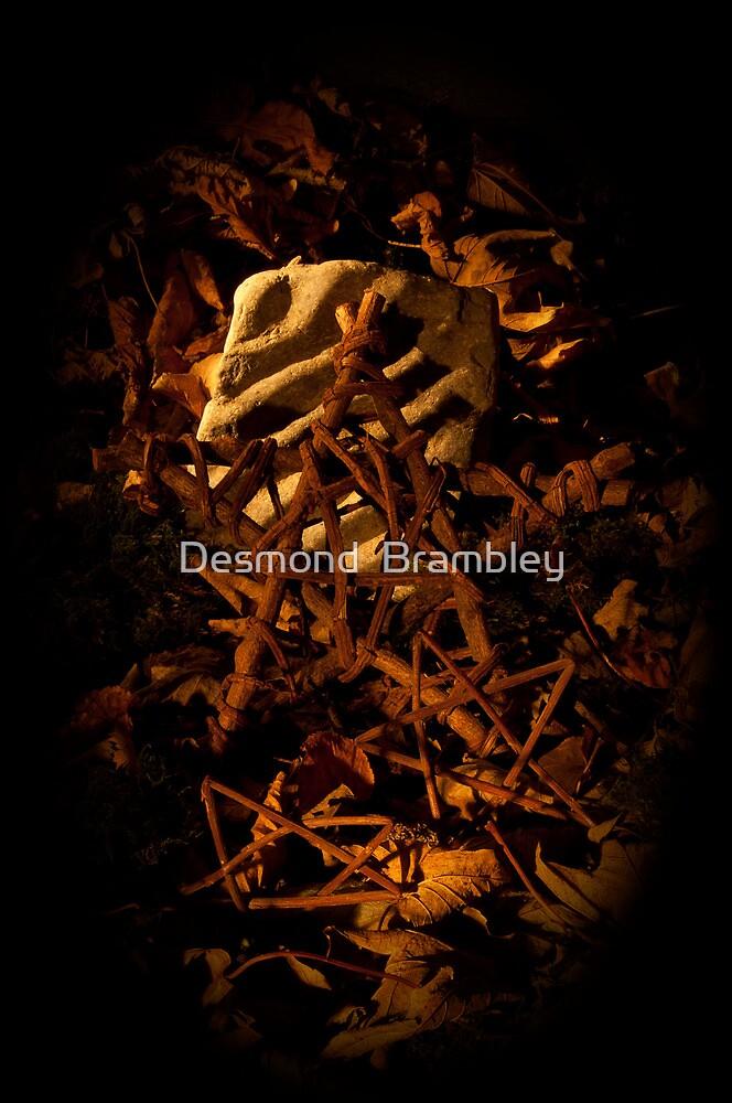 Communion by Desmond  Brambley