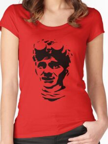 Che Horrible Women's Fitted Scoop T-Shirt