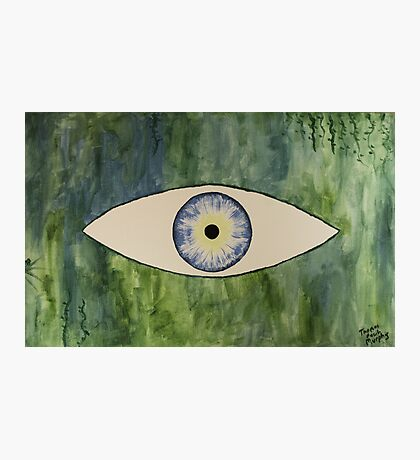 Sea Monster Eye Photographic Print