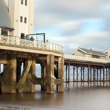 Penarth Pier von Andrew-Hocking