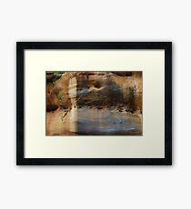 Cobbold Gorge Walls Framed Print