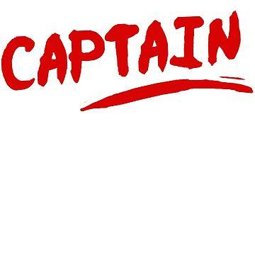 Captain Martin's Lipstick Inscription by AnnaCybele