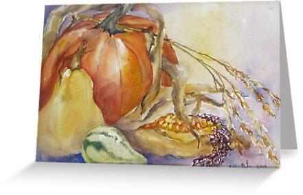 A Hearty Harvest by Artzart