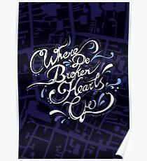 Where Do Broken Hearts Go Poster