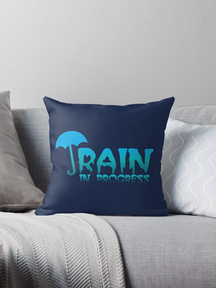 Rain in progress! with umbrella by jazzydevil