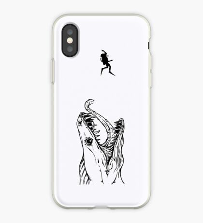 Sea Monster for iPhone iPhone Case
