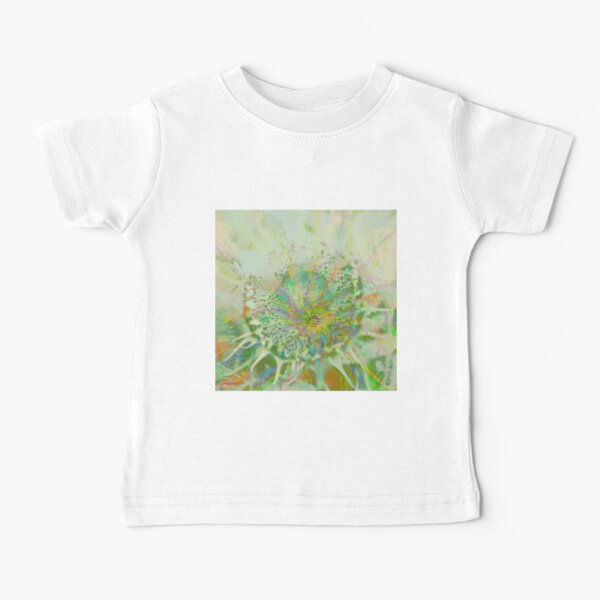 Floral abstraction Baby T-Shirt