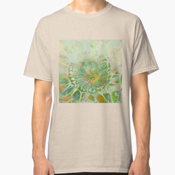 Floral abstraction Classic T-Shirt