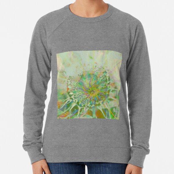 Floral abstraction Lightweight Sweatshirt
