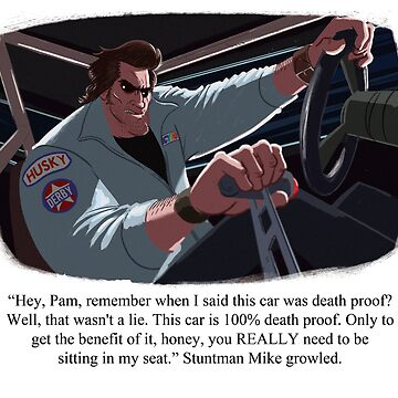 Stuntman Mike by douglasbot