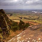 The Roaches, Peak District by Trevor King
