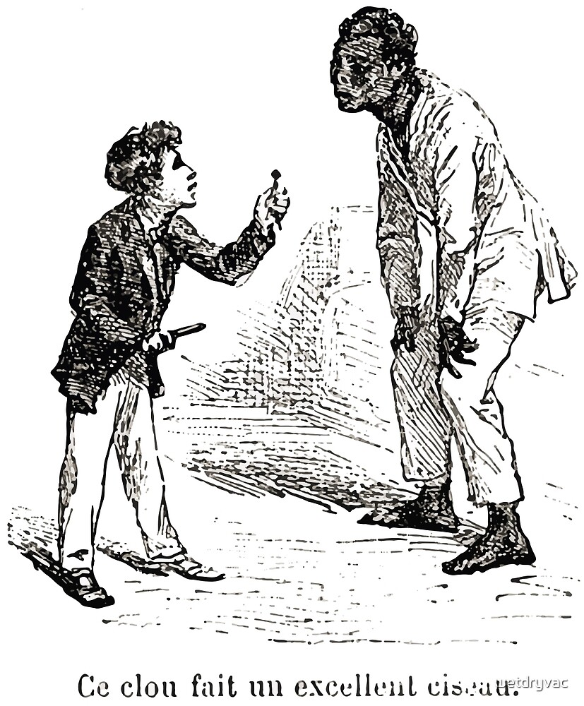 Achille Sirouy Mark Twain Les Aventures de Huck Huckleberry Finn illustration p256 by wetdryvac
