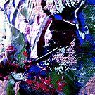 Enchantment: Acrylic on Canvas by Sheila Van Houten
