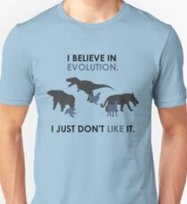 Evolution Shirt Unisex T-Shirt