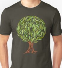 Illusion  tree T-Shirt