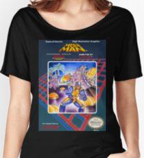 Mega Man 1 nes  Women's Relaxed Fit T-Shirt