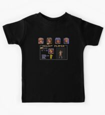 Streets of Rage 3 – Select Blaze Kids Tee