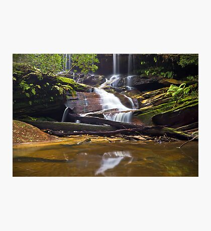 From a Trickle to a Flow Photographic Print