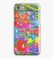 Gang's All Here: iPhone Case (full_180) iPhone Case/Skin