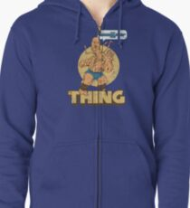 The Thing! Zipped Hoodie