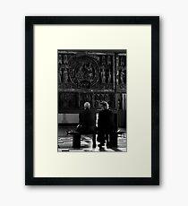 Antiquity ... Framed Print
