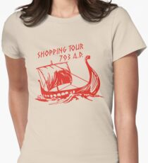 Wikinger Shopping Tour 793 Tailliertes T-Shirt