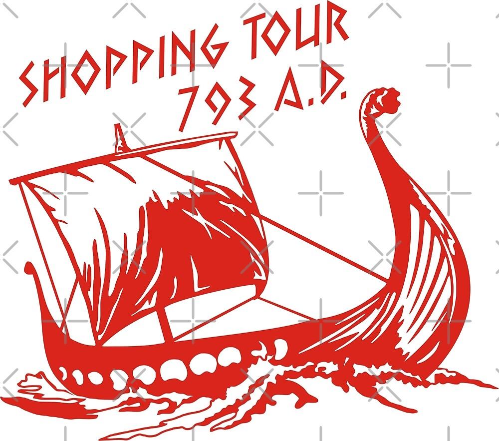 Viking Shopping Tour 793 by wikingershirts