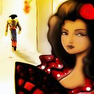 Spanish Dancer by debzandbex