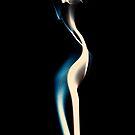Smoke 6 by Reza G Hassani