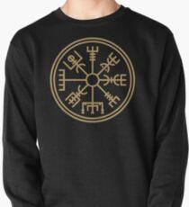 """Vegsvisir - der Wikinger """"Kompass"""" Sweatshirt"""