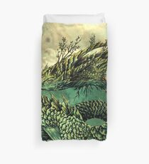 River Dragon Duvet Cover