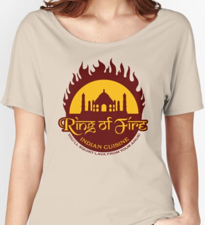 Ring of Fire Women's Relaxed Fit T-Shirt