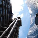 Lloyds' Building by markmccall