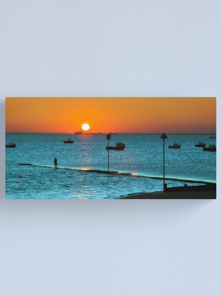 Alternate view of Down South Canvas Print
