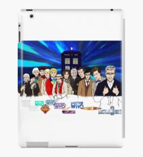 13 Doctors iPad Case/Skin