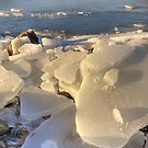 Arklet Ice (2) by Karl Williams
