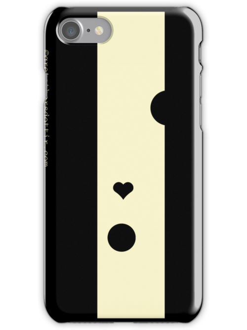 I love cheese, iPhone case by Gréta Thórsdóttir