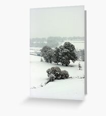 Winter in Petworth Greeting Card