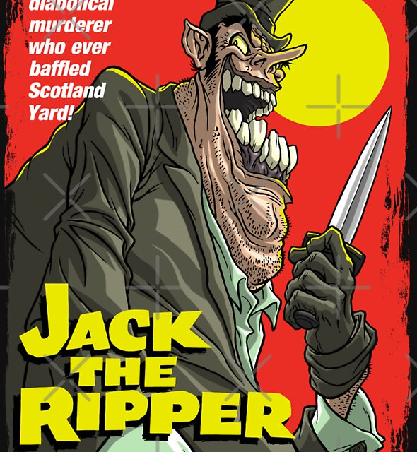 JACK THE RIPPER by MINION-FACTORY
