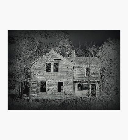 Shattered Dream Photographic Print