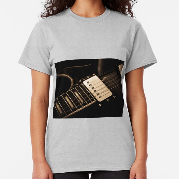 Electric Guitar Classic T-Shirt