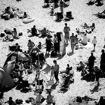 Bournemouth Beach by stunnerfield