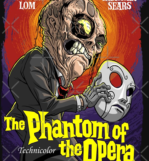 THE PHANTOM OF THE OPERA by MINION-FACTORY