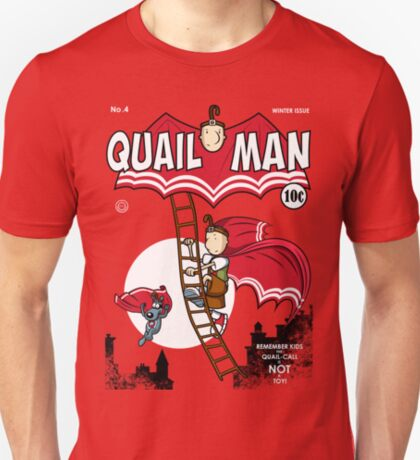 The Dark Quail T-Shirt