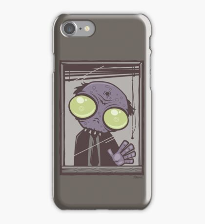 Office Zombie iPhone Case/Skin